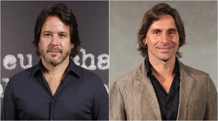 Murilo Rosa e Murilo Benício ficam de fora de nova novela da Globo. (Foto: Montagem/Divulgação)