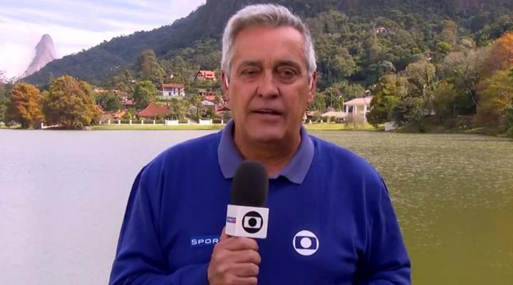 Mauro Naves foi desligado da Globo após envolvimento no caso Neymar e Najila Trindade (Foto: Reprodução)