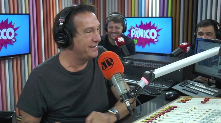 Emilio Surita é apresentador do Pânico. (Foto: Divulgação)