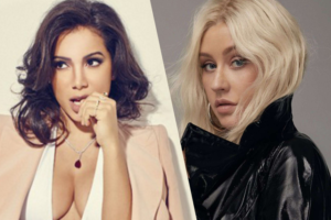 Anitta desmentiu boato de que ela lancaria música com Christina Aguilera (Foto: Reprodução)