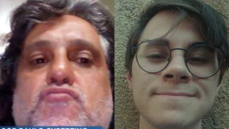 Paulo Cupertino, suspeito de assassinar, Rafael Miguel e sua família (Foto: Instagram)