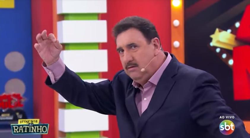 Ratinho do SBT está feliz da vida com a compra da Rádio Estadão em São Paulo