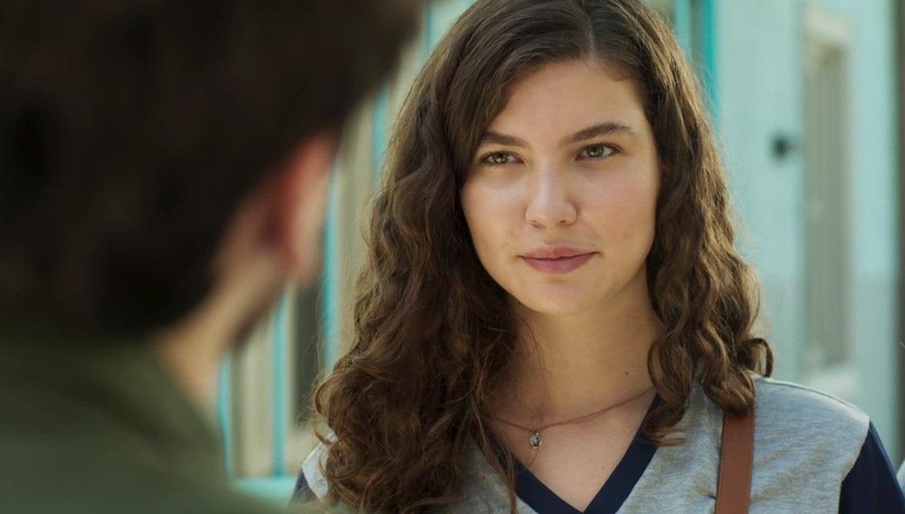 Rita é interpretada por Alanis Guillen e é uma das mocinhas de Malhação Toda Forma de Amar da Globo