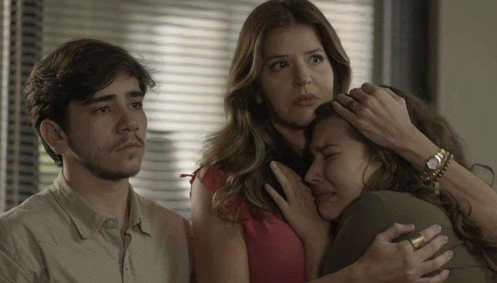 Rita se desespera com decisão em Malhação Toda Forma de Amar da Globo