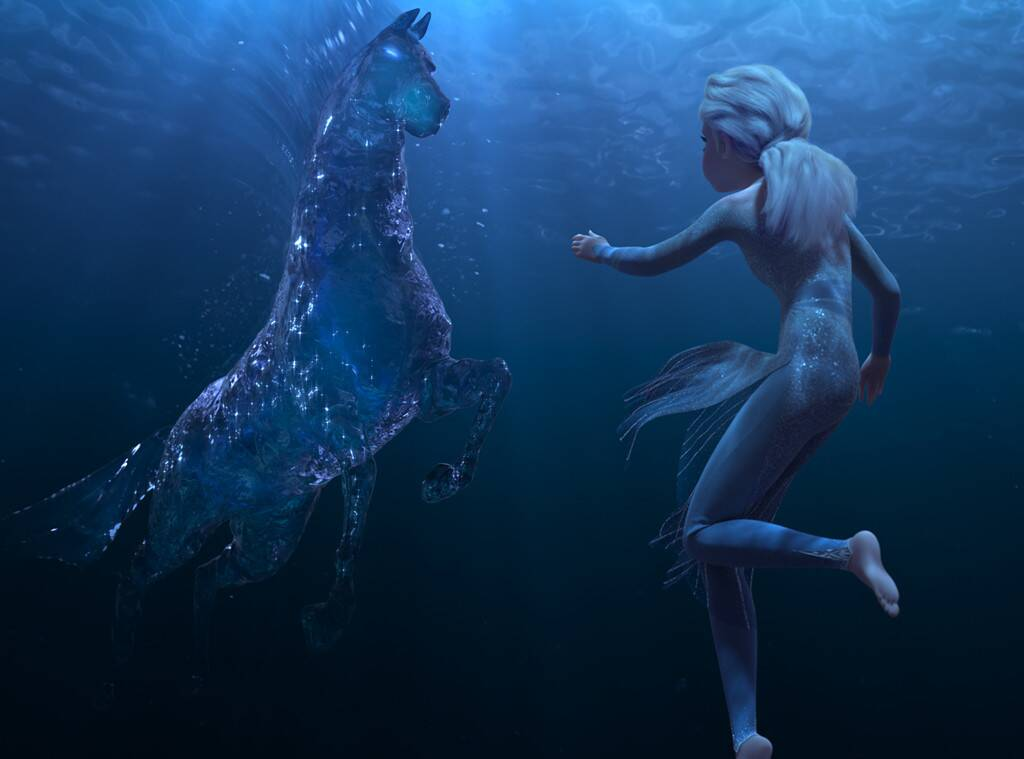O filme Frozen 2 só vai ser lançado no Brasil em 2020 (Foto: Reprodução)