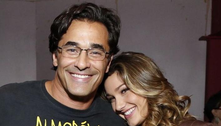 """Após polêmica com a avó e drogas, pai de Sasha, Luciano Szafir abre o jogo sobre relação com a filha: """"é difícil"""" Foto: Reprodução"""