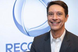 Sérgio Aguiar Foto:Edu Moraes/ Record TV