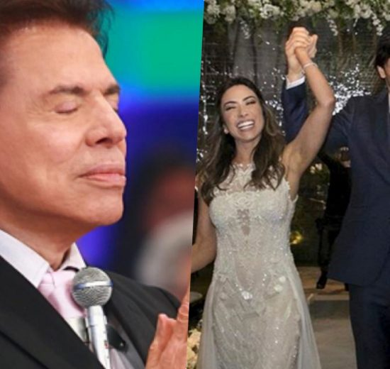 Silvio Santos fez afirmações polêmicas sobre Patrícia Abravanel e o marido Fábio Faria