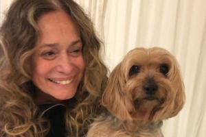 Susana Vieira, atriz da TV Globo, abriu o jogo após foto sem maquiagem nas redes sociais. (Foto: Reprodução)