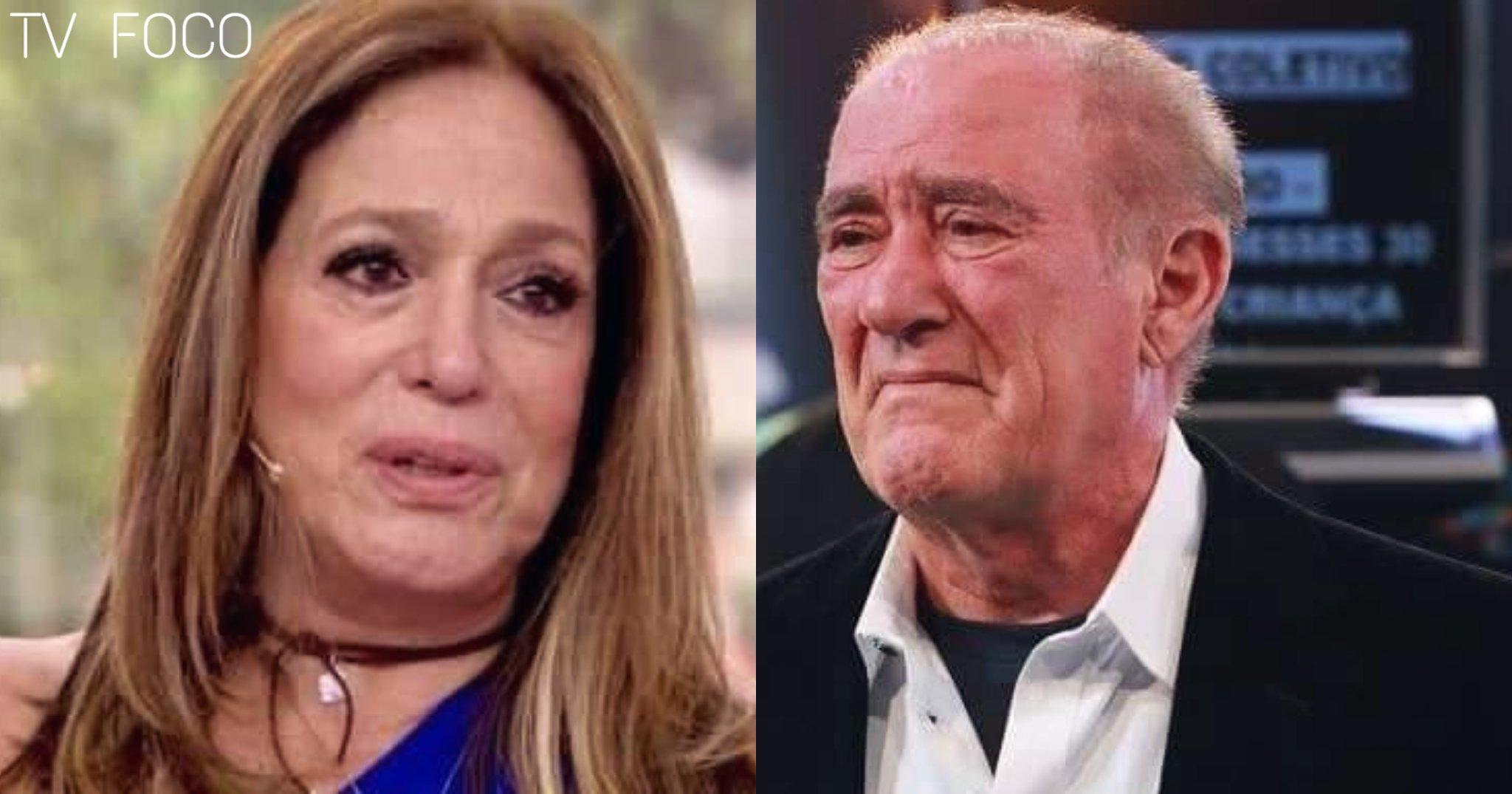 Susana Vieira e Renato Aragão são grandes medalhões da TV Globo