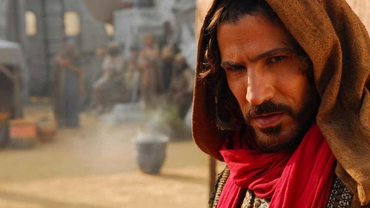 Leonardo Brício em cena da série Rei Davi. (Foto: Divulgação)