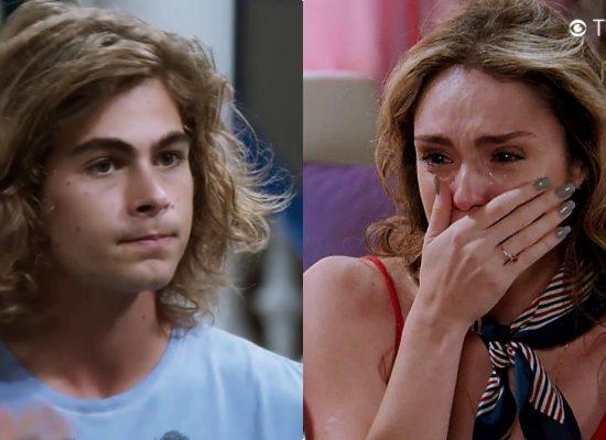 Verão 90 tem como casal protagonista João (Rafael Vitti) e Manuzita (Isabelle Drummond) na Globo