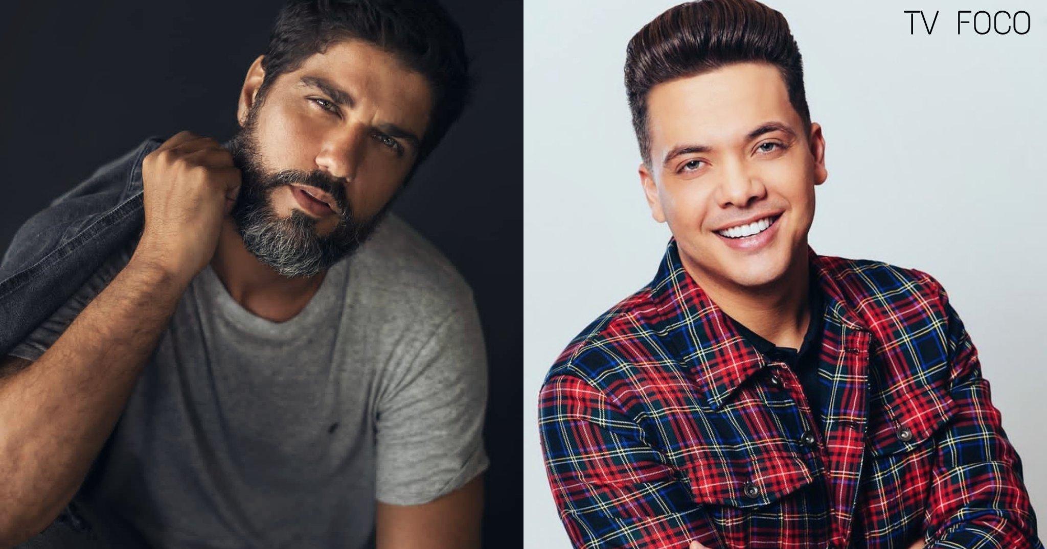 Wesley Safadão e Bruno Cabrerizo sendo narrados por Galvão na Copa América da Globo?