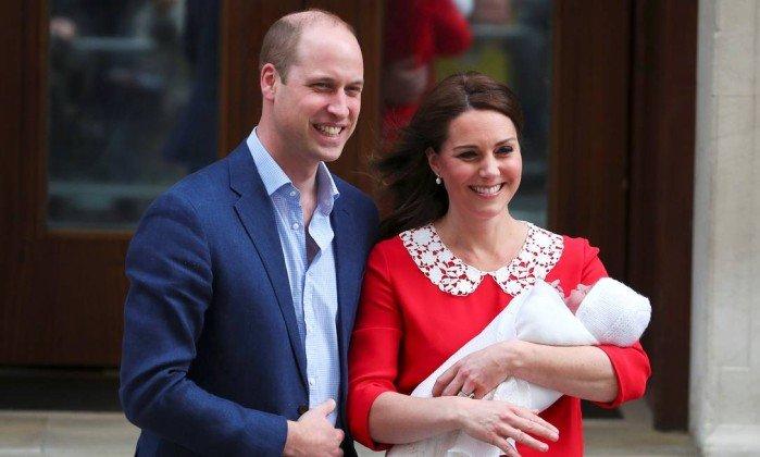 O príncipe William falou sobre a possibilidade de ter um filho gay (Foto: Reprodução)