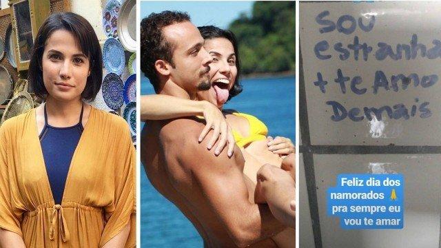 Namorado de Gabi Costa se pronuncia após morte da atriz Foto: Reprodução/Instagram