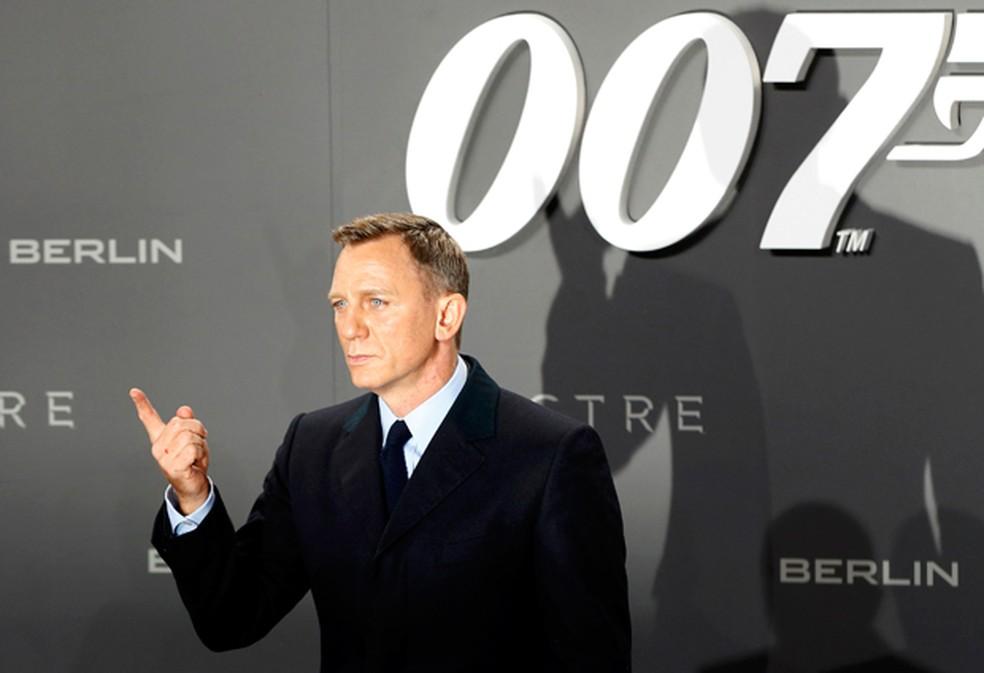 Ator Daniel Craig (Foto: Reprodução)