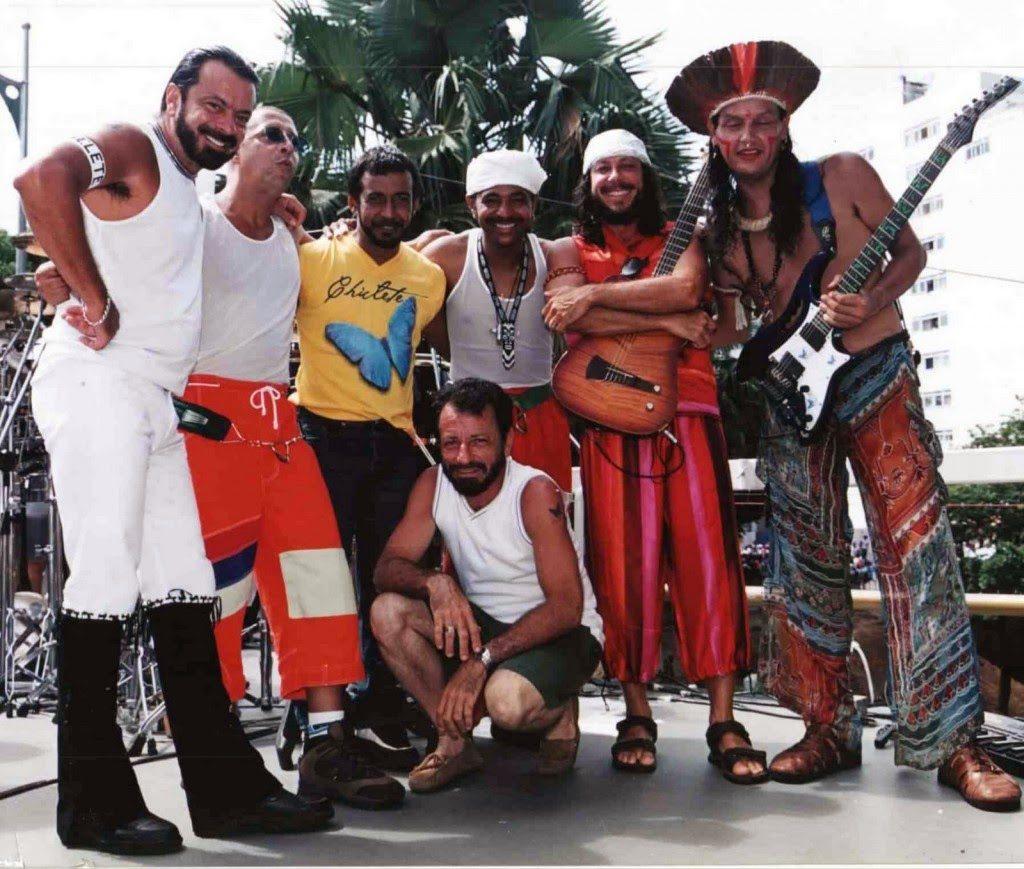 Mais uma grande perda para a música nacional: morreu o Cacique Jonne, ex-guitarrista da banda Chiclete com Banana
