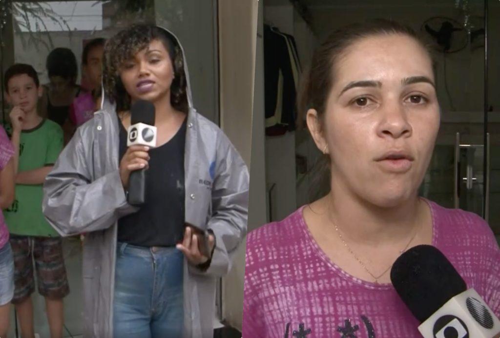 Ana Maria Braga ao vivo durante o Mais Você na Globo (Foto montagem: TV Foco)