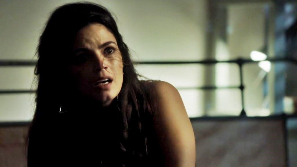 Zuleika em cena na novela Órfãos da Terra, trama das seis da Globo.(Foto: Reprodução)