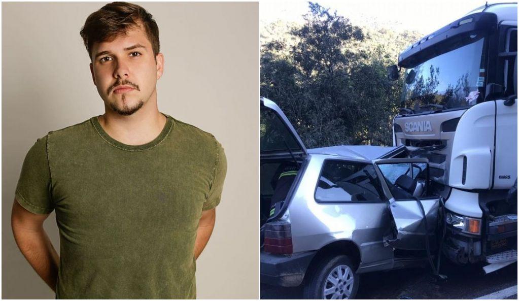 Cantor sertanejo de 22 anos morreu em um grave acidente