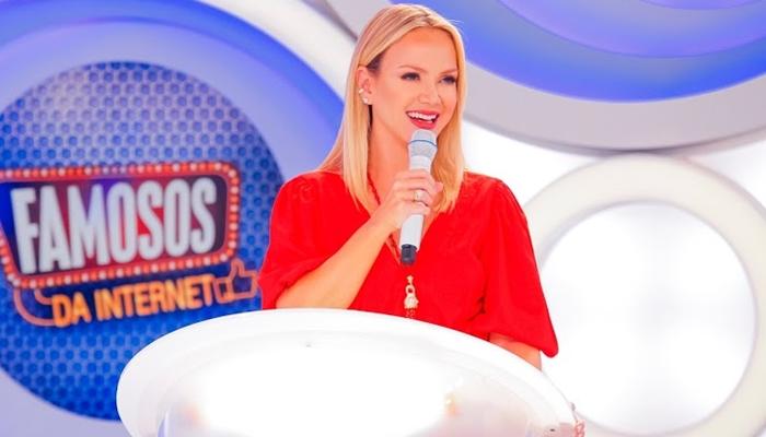 Eliana superou Rodrigo Faro e levou a melhor na audiência (Foto: Gabriel Cardoso/SBT)