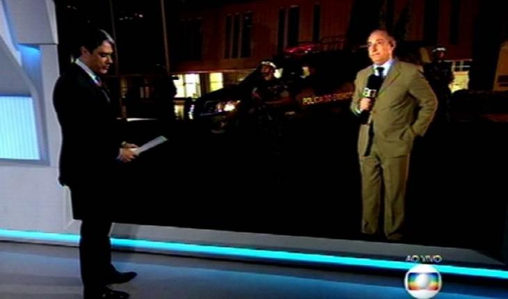 José Roberto Burnier, apresentador da Globo, descobre câncer e precisará abandonar jornal