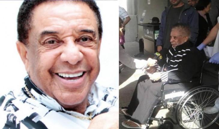 Agnaldo Timóteo deixa hospital após 59 dias e visivelmente diferente (Reprodução RedeTV!/Veja SP)