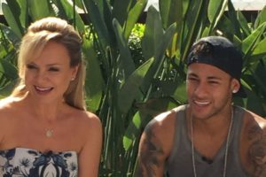Neymar, Eliana e Patrícia Abravanel teriam sido hackeados por Walter Delgatti Neto (Reprodução: SBT)