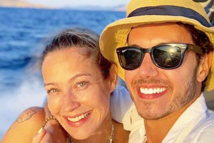 Luana Piovani e Marcel Sturmer estão quase namorando (Foto: Reprodução/ Instagram)
