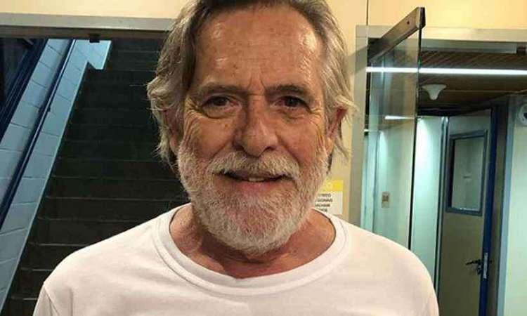 O ator José de Abreu, com a vida devastada, terá que pagar uma indenização a hospital (Foto: Reprodução)