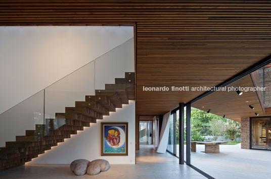 Projeto 3D da mansão do casal Luciano Huck e Angélica. Foto: Leonardo Finotti