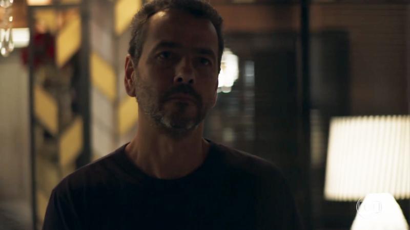Amadeu (Marcos Palmeira) descobrirá nova crueldade de Josiane (Agatha Moreira) em A Dona do Pedaço (Foto: Reprodução/Globo)