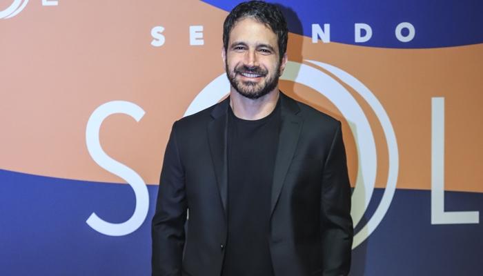 Caco Ciocler (Foto: Globo/Paulo Belote)