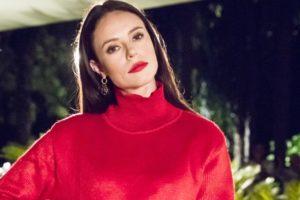 Paolla Oliveira interpreta a influenciadora digital Vivi Guedes em A Dona do Pedaço (Foto: Globo/João Miguel Júnior)