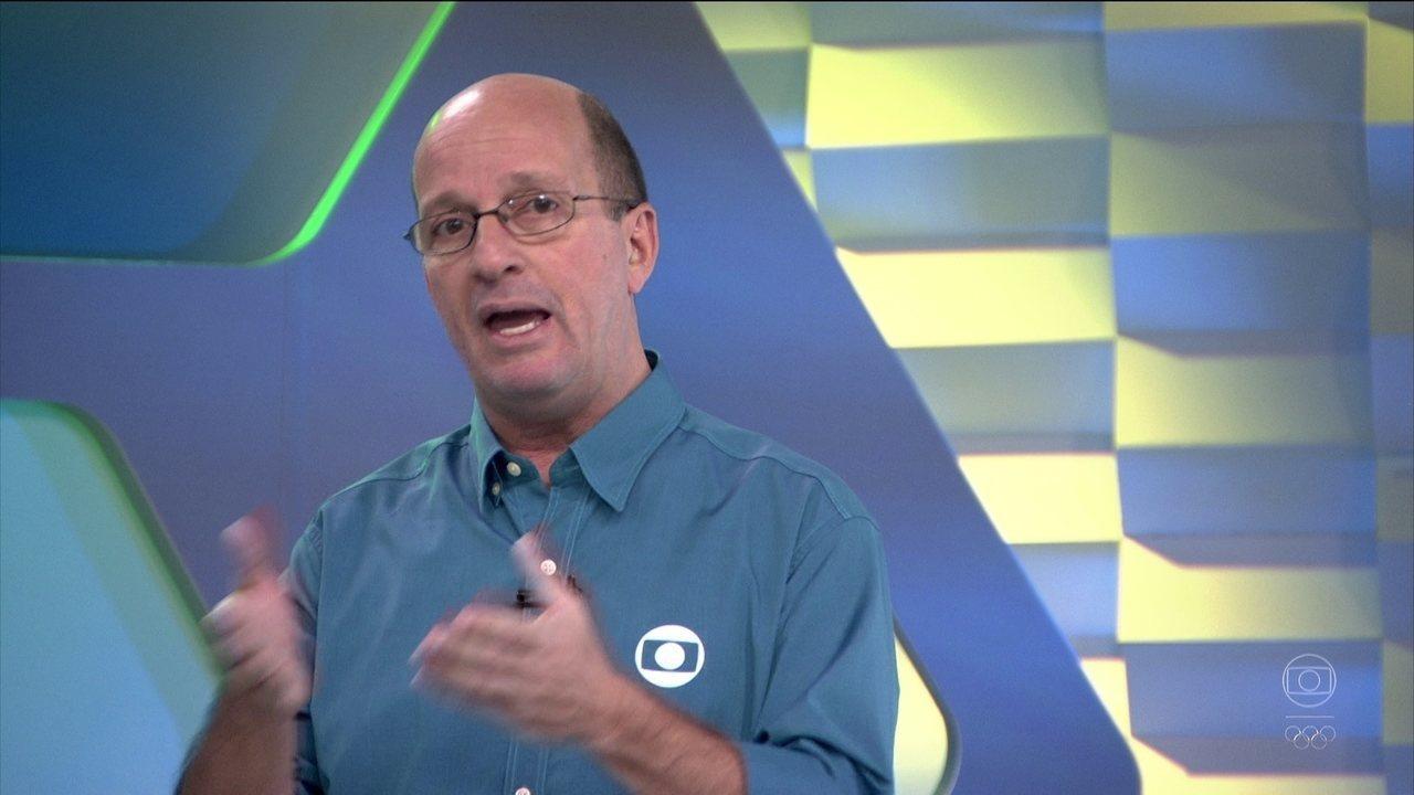 Marcos Uchôa pediu licença na Globo (Reprodução)