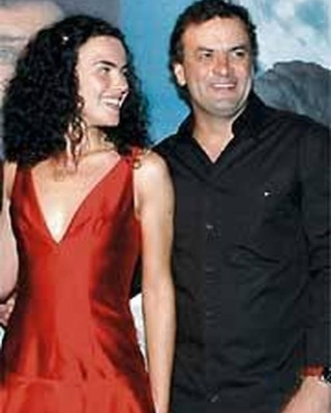 Ana Paula Arósio e Aécio Neves são outros bons exemplos de casais de famosos
