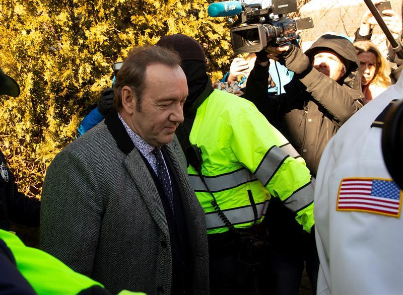 Caso judicial contra o ator Kevin Spacey teve mudança (Foto: Reprodução)