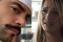Abel e Britney o casal romperá o relacionamento após revelação em A Dona do Pedaço (Montagem: TV Foco)