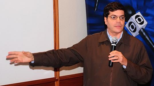 Ali Kamel é responsável pela Área de Jornalismo e Esporte da Rede Globo (Foto: Divulgação)