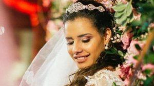 Alinne Araújo cometeu suicídio após receber críticas na internet (Foto: Facebook)
