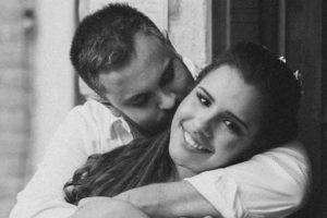 Alinne Araújo e Orlando Costa (Foto: Reprodução/Instagram)
