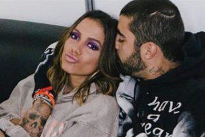 A cantora Anitta e o surfista, Pedro Scooby, são namorados (Foto: Reprodução/Instagram)