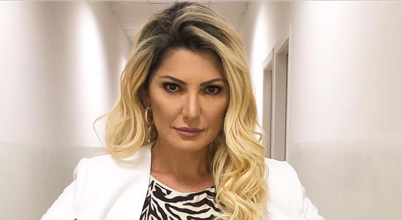 """Antonia Fontenelle fez declarações polêmicas no programa """"A Tarde é Sua"""", RedeTV! (Foto: Reprodução/Instagram)"""