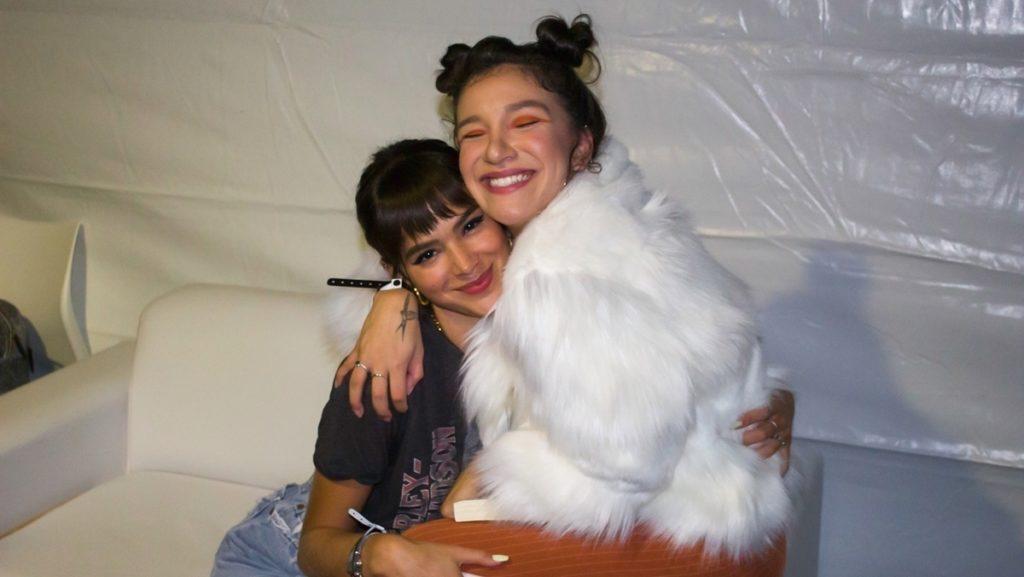 Bruna Marquezine e Priscilla Alcântara (Foto: Reprodução/Instagram)