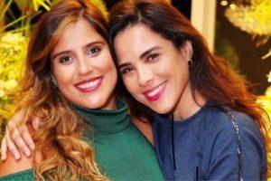 Camilla Camargo dá à luz a Joaquim e Wanessa Camargo comenta o momento especial (Imagem Instagram)