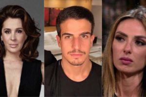Claudia Raia abre o jogo e conta por que interviu no relacionamento de Enzo Celulari e Nicole Bahls (Montagem: TV Foco)