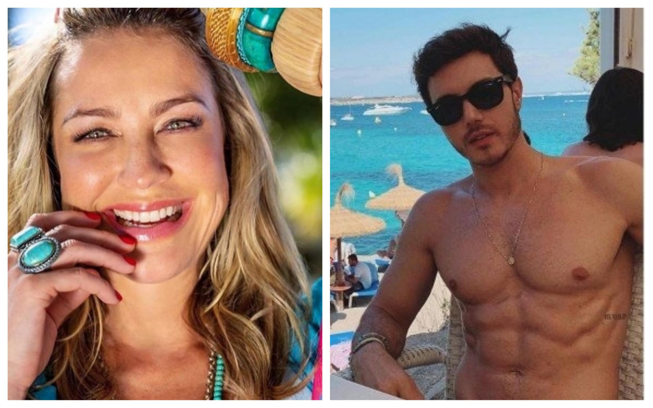 Luana Piovani está curtindo férias com rival de ex marido (Foto: Divulgação / TV Foco)