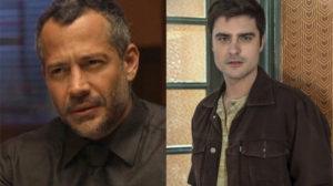 Leandro (Guilherme Leicam) acabará se apaixonando por Agno (Malvino Salvador) em A Dona do Pedaço (Foto: Divulgação / TV Foco)