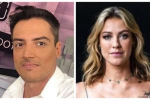 Leo Dias detonou Luana Piovani ao vivo no Fofocalizando após polêmica da atriz com a cantora Ludmilla (Foto: Divulgação)