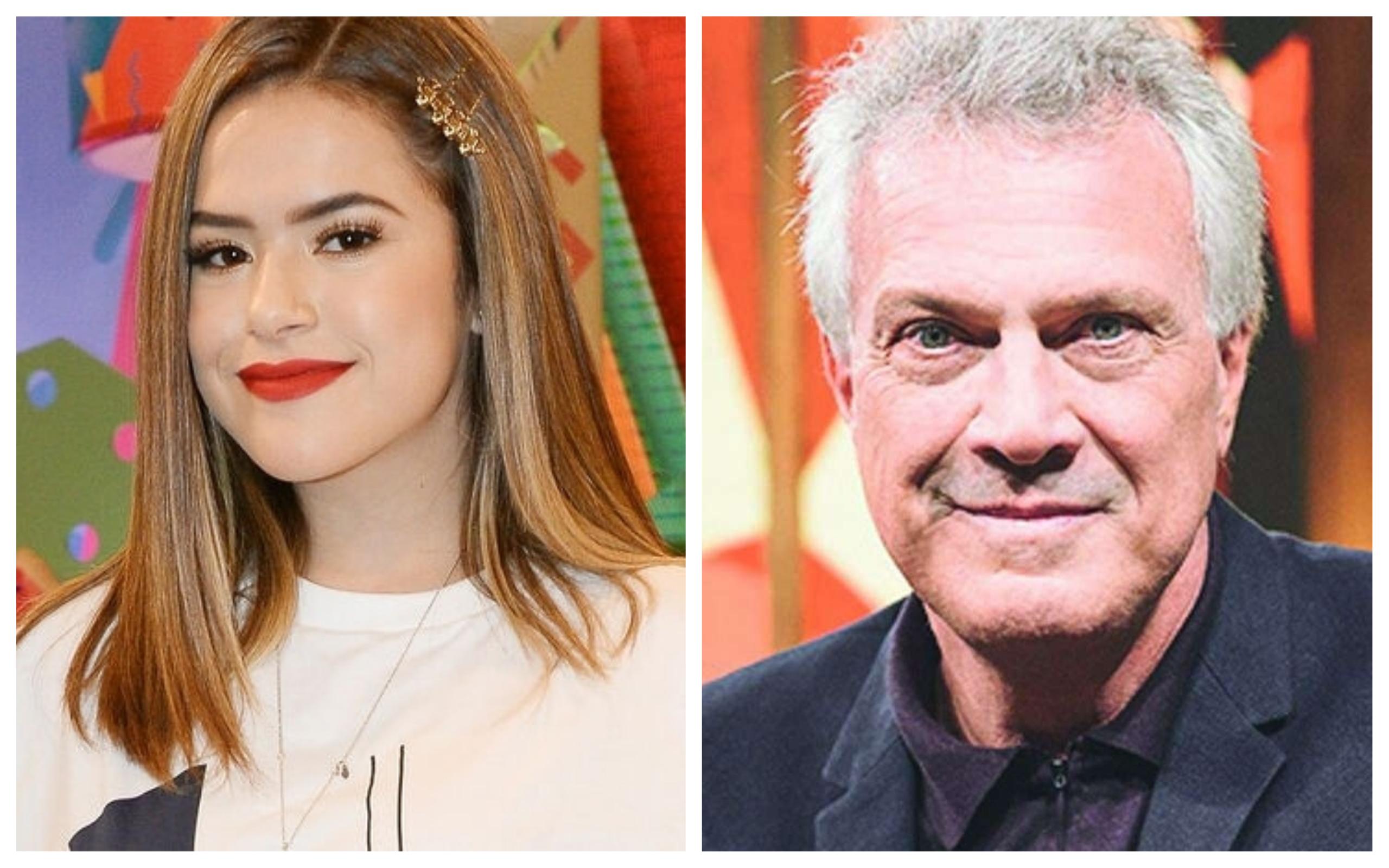 Maisa Silva contará com a presença ilustre do apresentador Pedro Bial, da Globo, em seu programa no SBT (foto: Divulgação / TV Foco)
